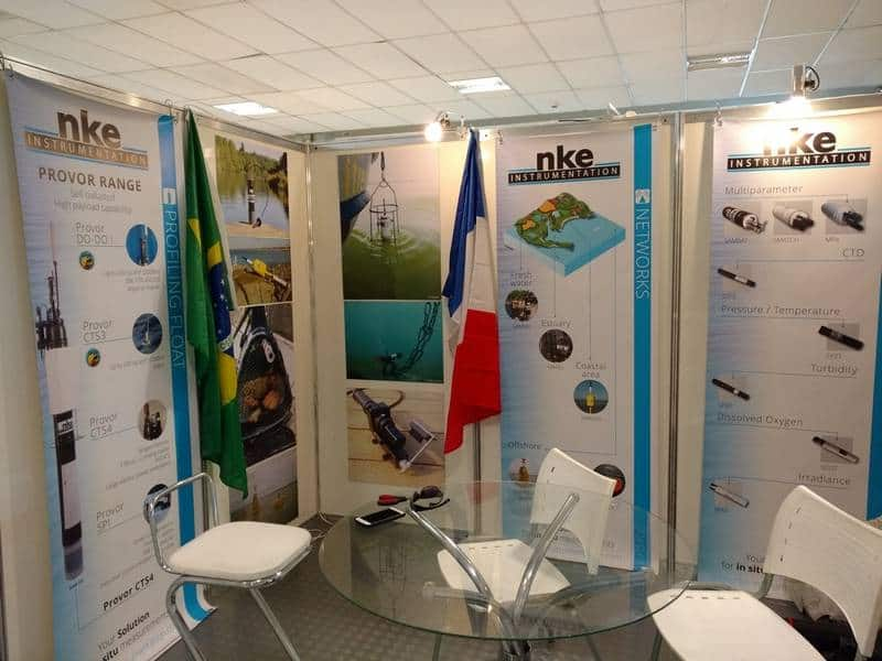 nke in Brazil for the CBO exhibition