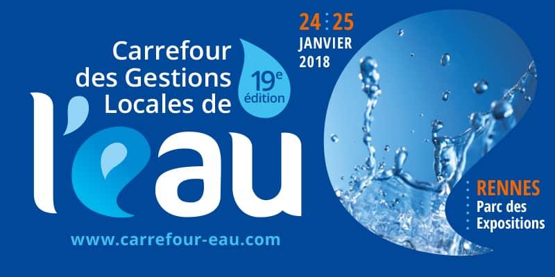 Carrefour des gestions locales de l'eau