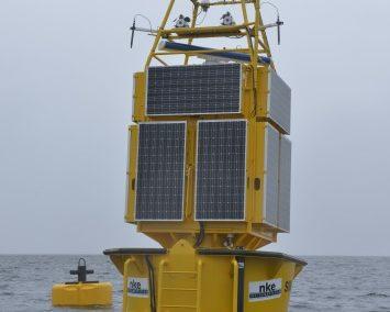 SIMEO Buoy: marine ecosystem monitoring station