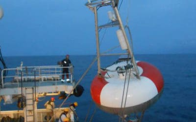 pCO2 instruments on T-Flex buoy