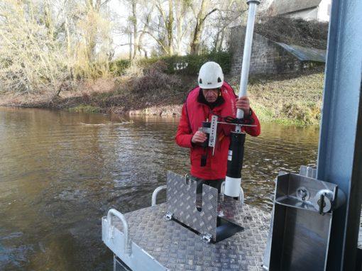 Freshwater monitoring station - NKE Instrumentation
