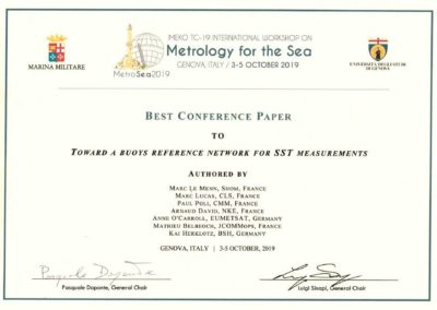 Best Conference Paper Awards