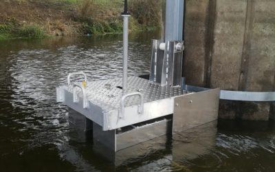 Performance of the SAMBAT probe on inland water bodies!