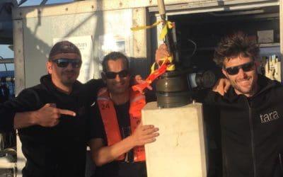 🌊 TARA & NKE meet in the Mediterranean Sea!