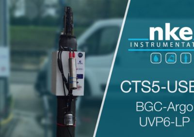 New CTS5-USEA Profiling Float