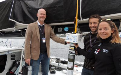 The Transat Jacques Vabre is contributing to ocean observing systems!
