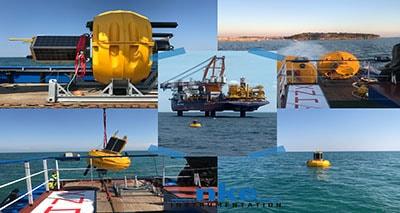 NKE MRE Project in the Bay of Saint-Brieuc